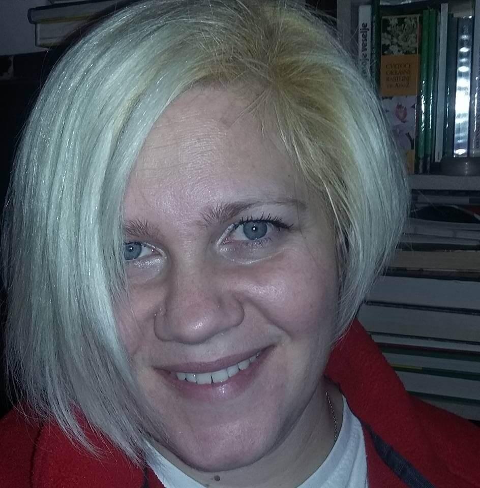ERIKA PETROVČIČ, (38), mama dveh otrok